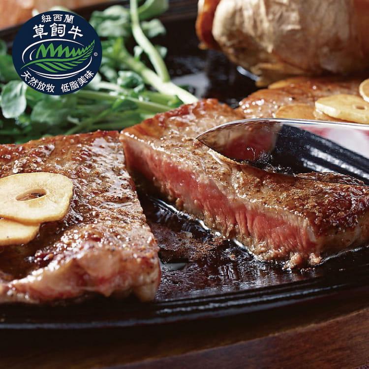 欣明◆紐西蘭PS濕式熟成沙朗牛排(280g/1片) 0