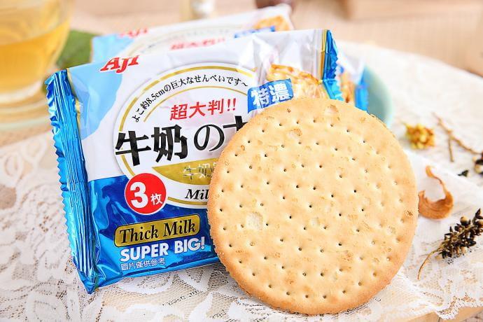 AjI特濃牛奶大判餅 (315g/包) 1