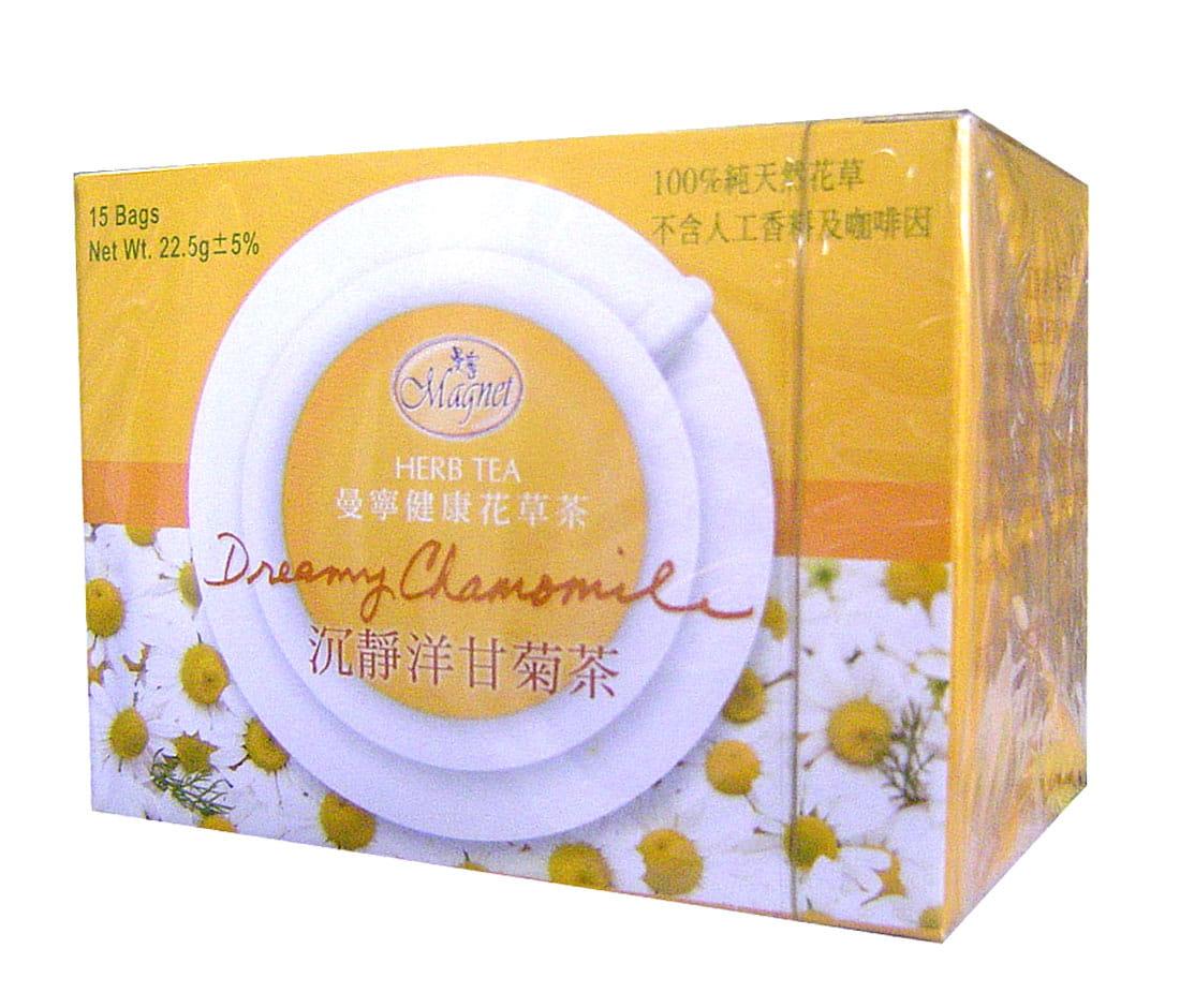 曼寧健康花茶  2