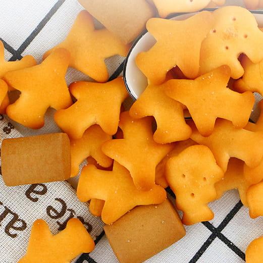 【SSY】經典兒時造型餅(60g/包) 1