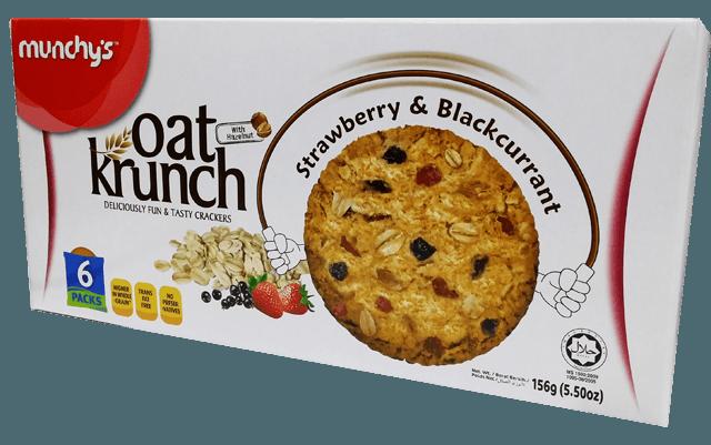 OAT(盒)燕麥餅  (156g/盒) 2
