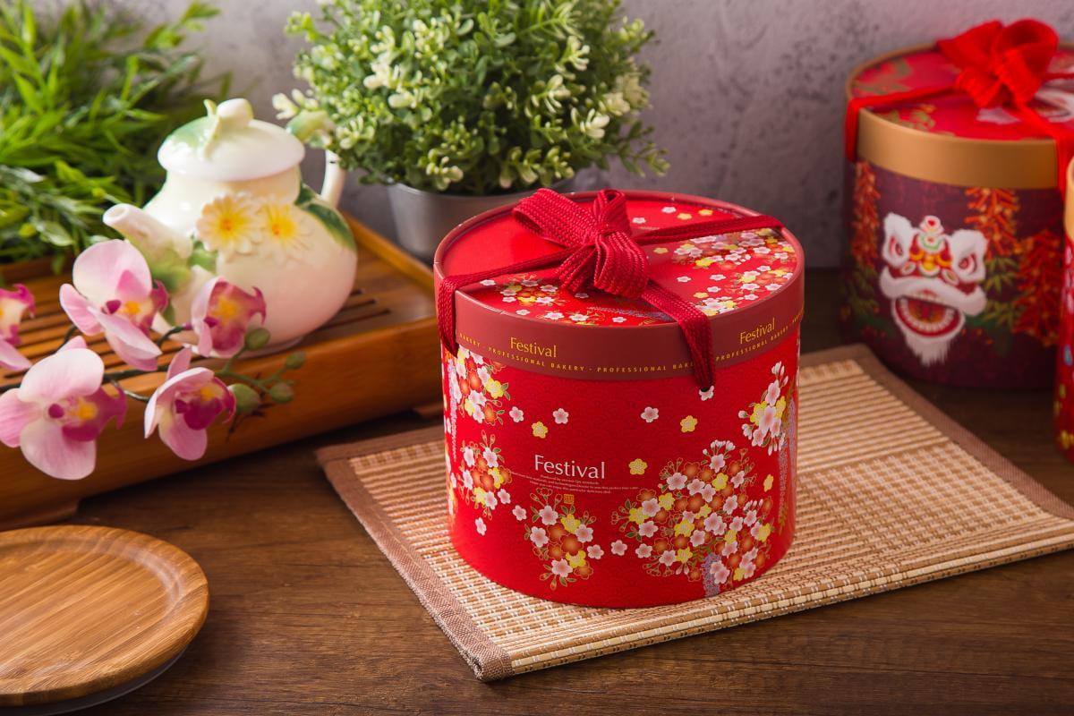 老奶奶手作煎餅年節禮盒(20包/盒) 7