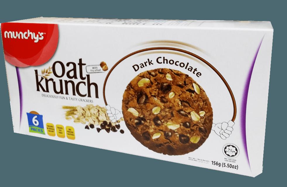 OAT(盒)燕麥餅  (156g/盒) 1