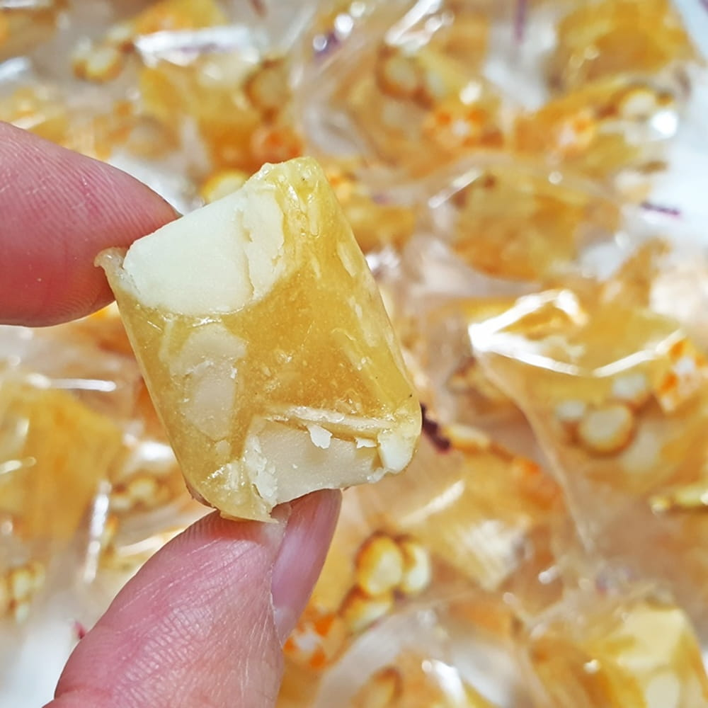 手工夏威夷豆軟糖 4