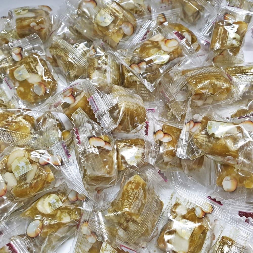 手工夏威夷豆軟糖 11