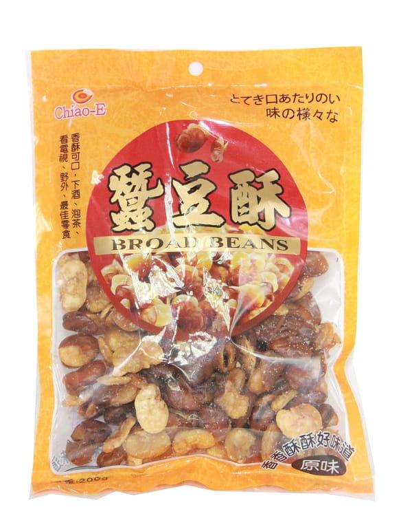 【巧益】蠶豆酥(200g/包) 1