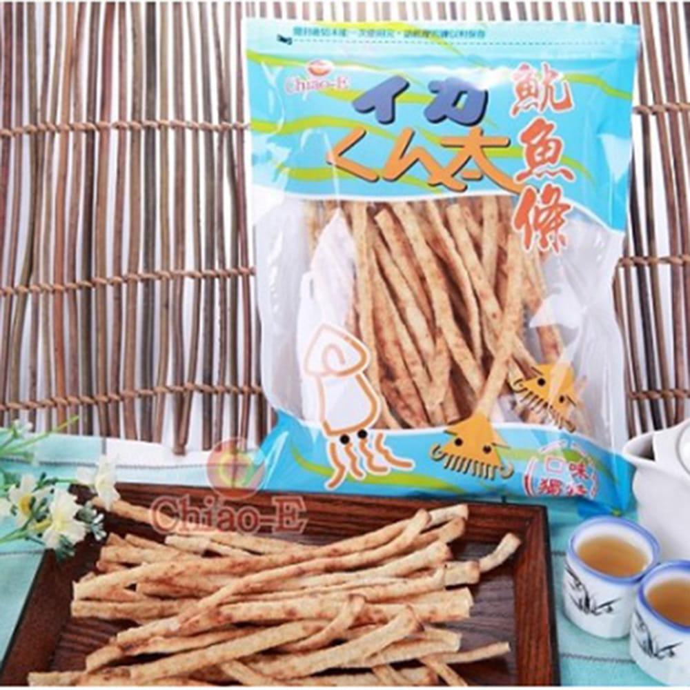 【巧益】古早味魚片系列(180g/包) 1