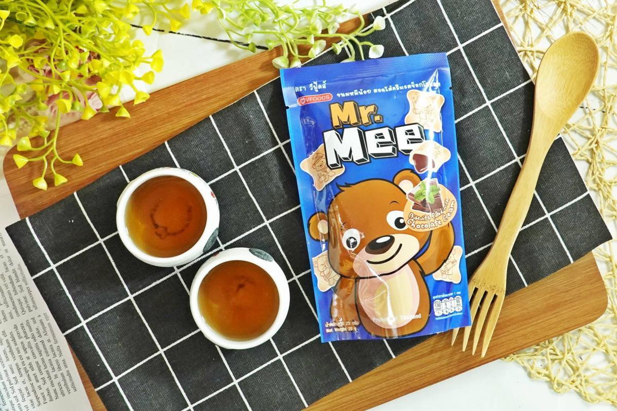蜜蜜熊小餅乾任選 6