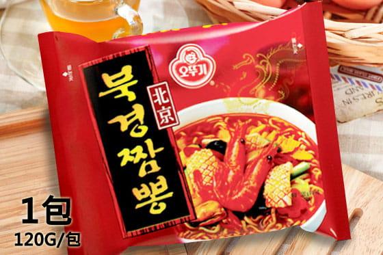 【韓國不倒翁】拉麵系列(起司/咖哩/北京炸醬麵/香辣海鮮) 3