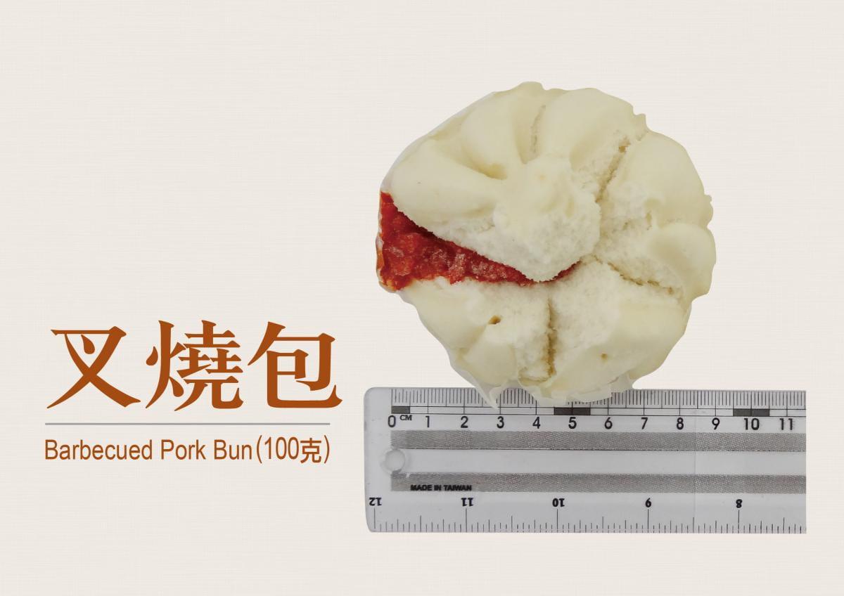 【奇美】蜜汁叉燒包(100g/粒) 3