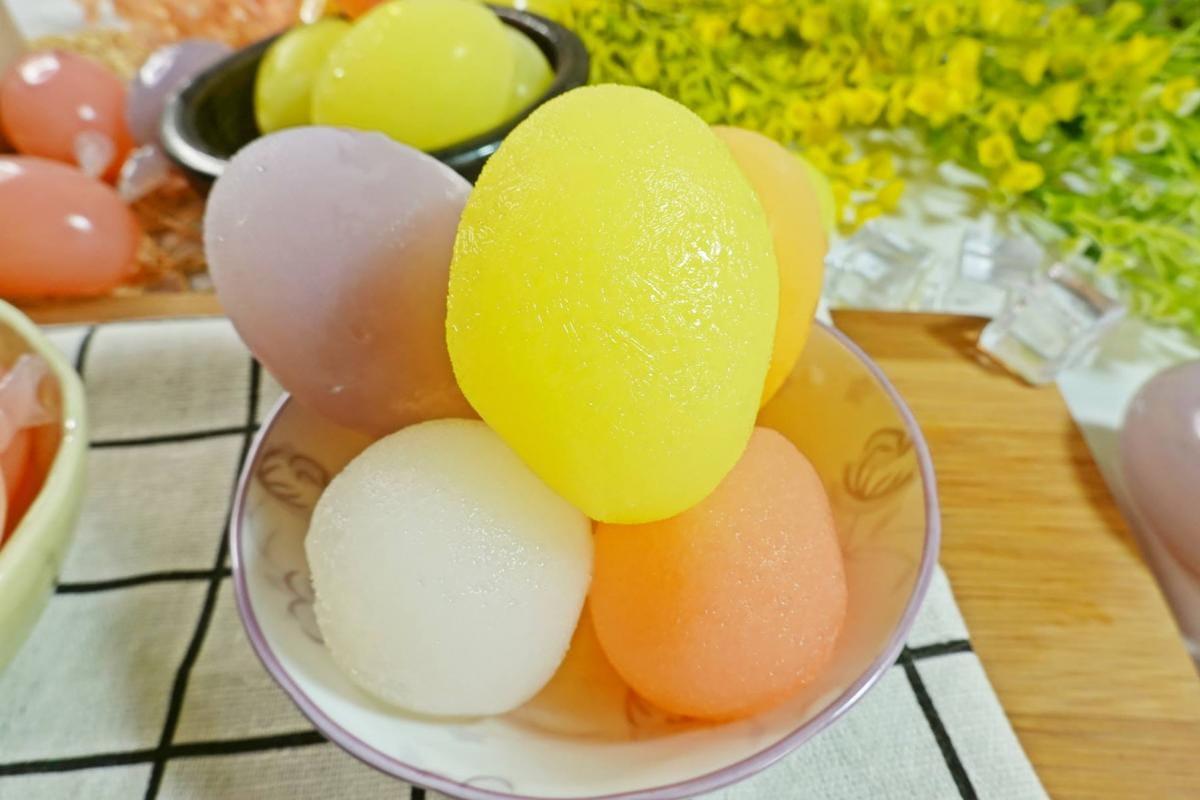 古早味雞蛋冰果凍 60g 3