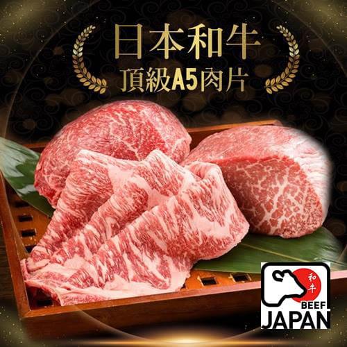 【好神】日本頂級A5和牛霜降肉片(100g±10%/盒) 0
