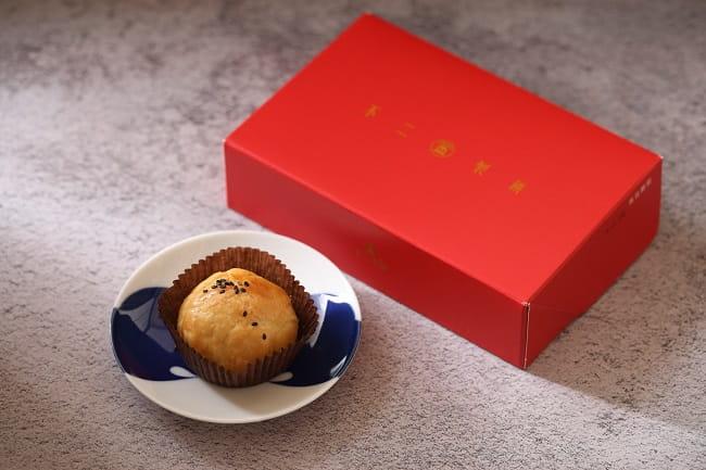 【預購】台中不二製餅 蛋黃酥(6顆/盒) 2