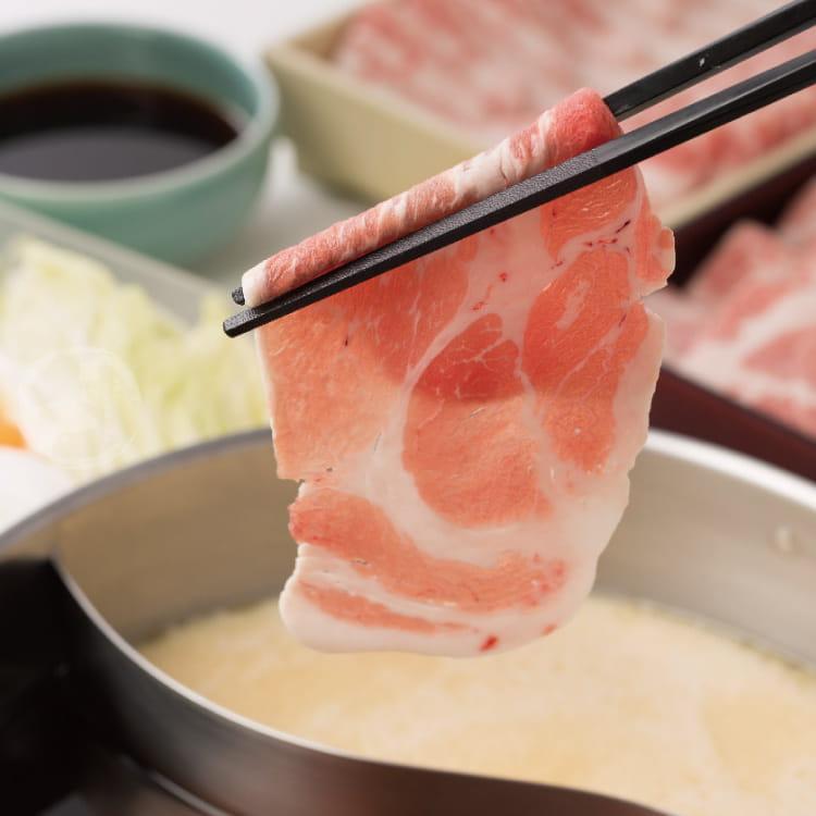 欣明◆國產嚴選雪花豬火鍋肉片(200g/1盒) 0