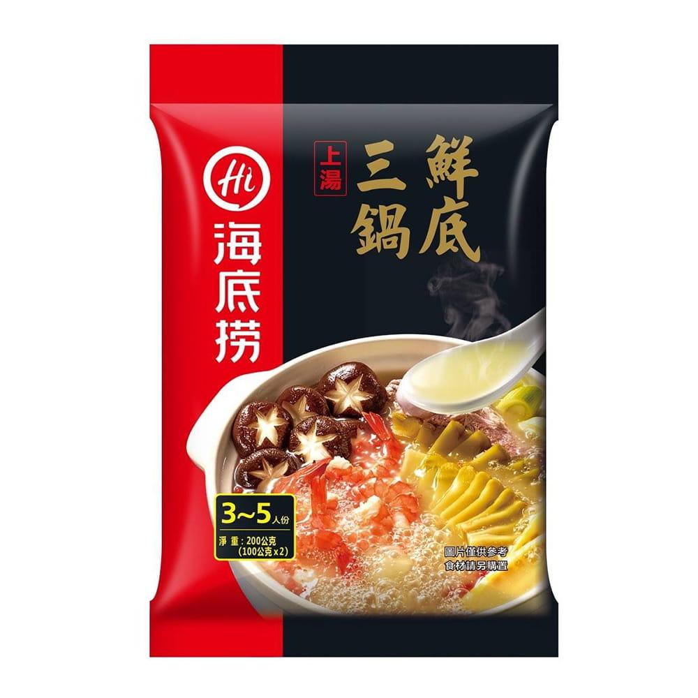 【海底撈】 火鍋底料(正宗台灣代理繁體字無防腐劑) 7