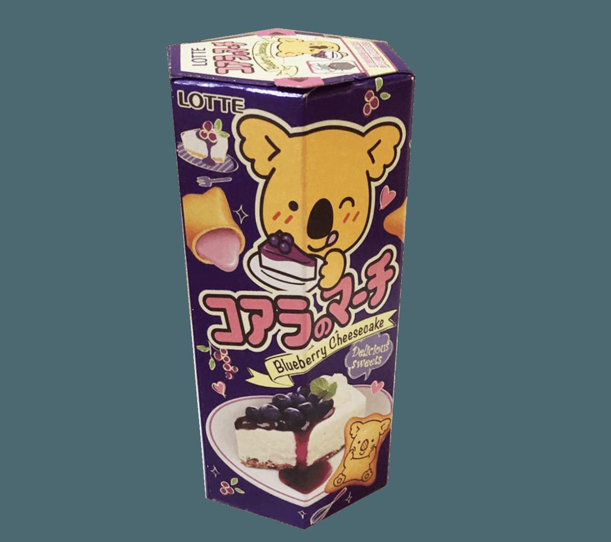 樂天小熊餅(37g/盒) 7