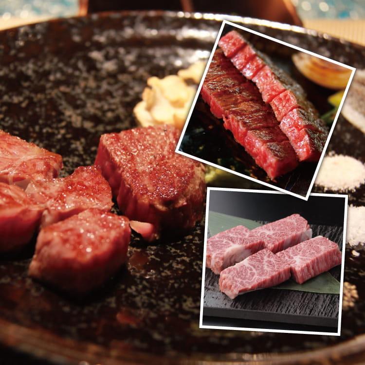 欣明◆日本近江A5黑毛和牛霜降去骨小排(110g/1片) 6