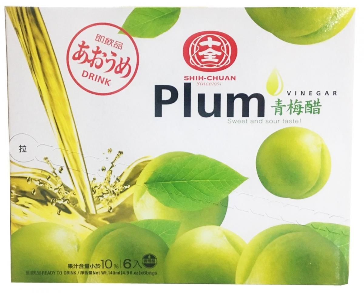 十全醋-吸的飲料 (140ml/包) 5
