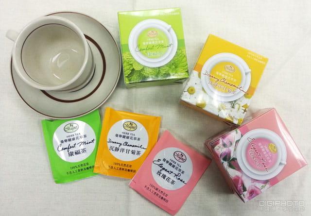 曼寧健康花茶  0
