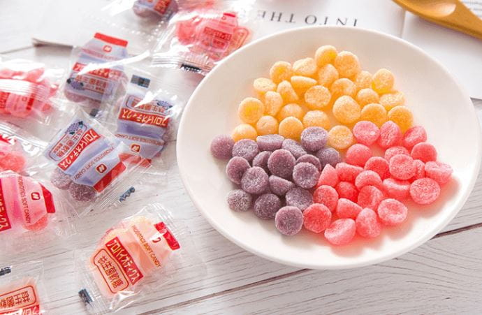甜蜜滿分益生菌QQ糖禮盒 1