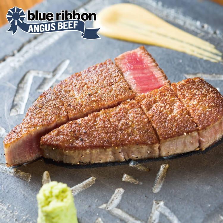 欣明◆美國PRIME藍絲帶霜降牛排(120g/2片) 0