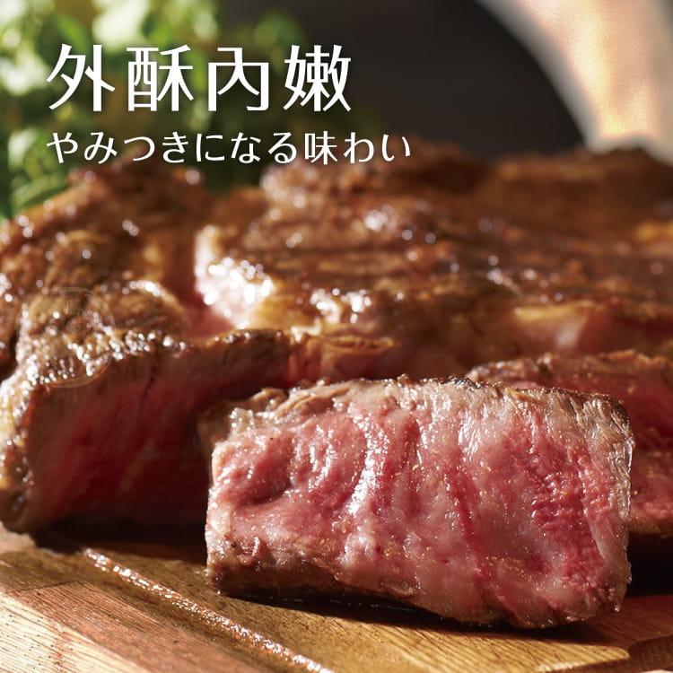 欣明◆美國安格斯總統級霜降牛排~比臉大(600g/1片) 0