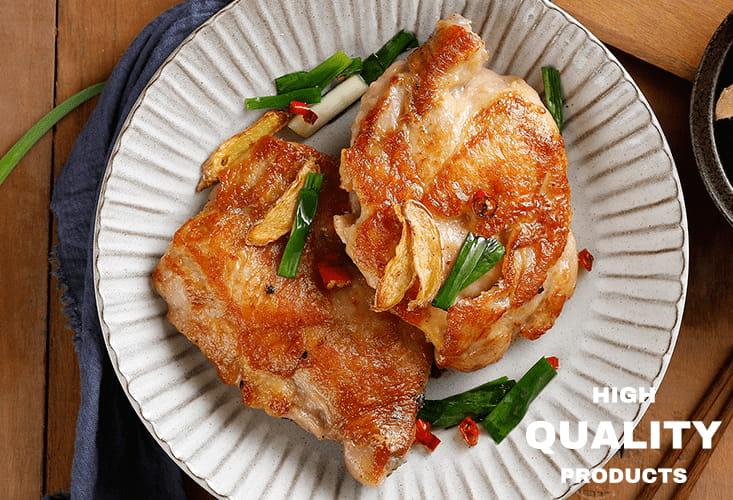 【大成】嫩煎雞腿排(195g/片) 4