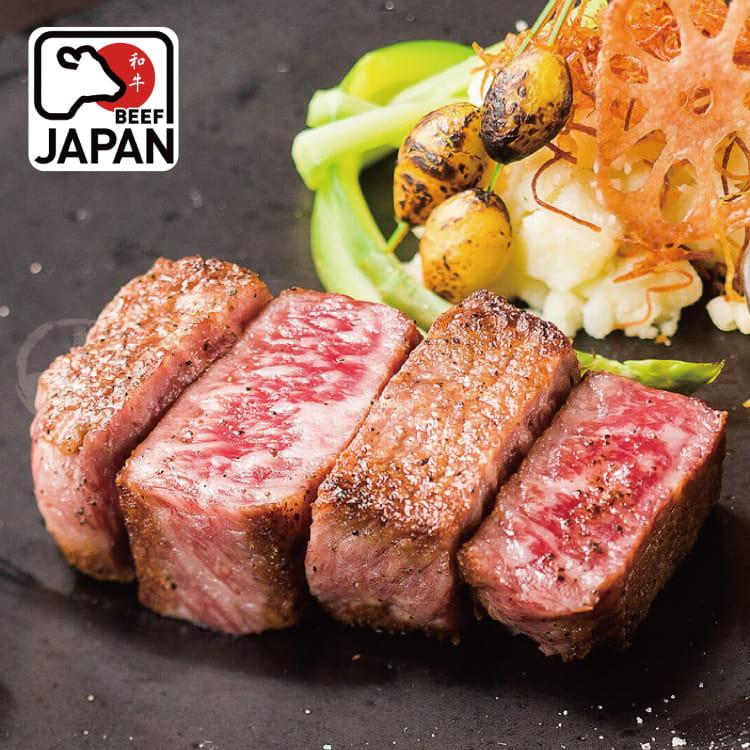 欣明◆日本A5純種黑毛和牛肋眼牛排(280g/1片) 0