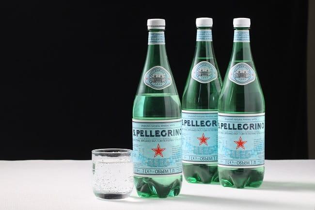 聖沛黎洛 天然氣泡礦泉水-寶特瓶1000ml 3