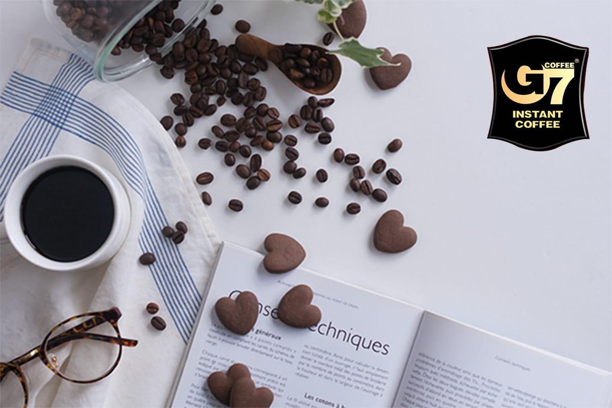 G7黑咖啡(15包/入) 4