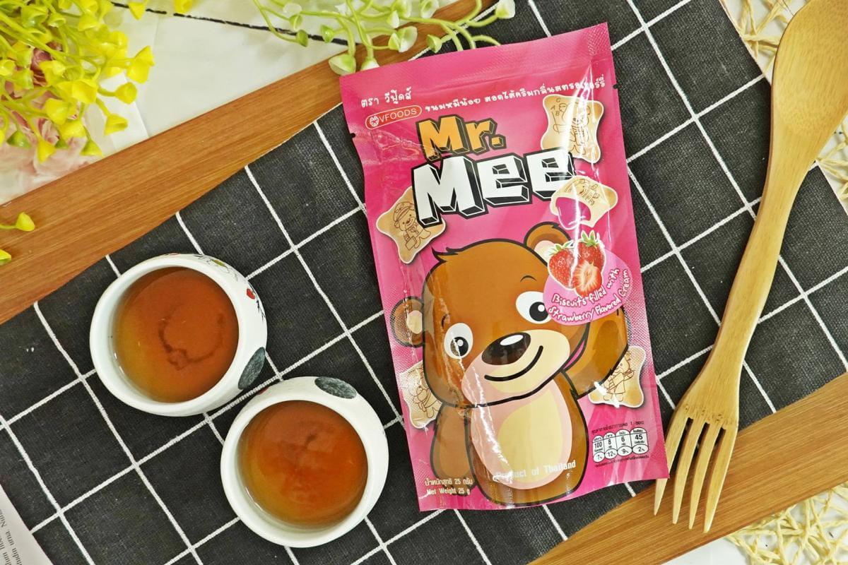 蜜蜜熊小餅乾任選 8