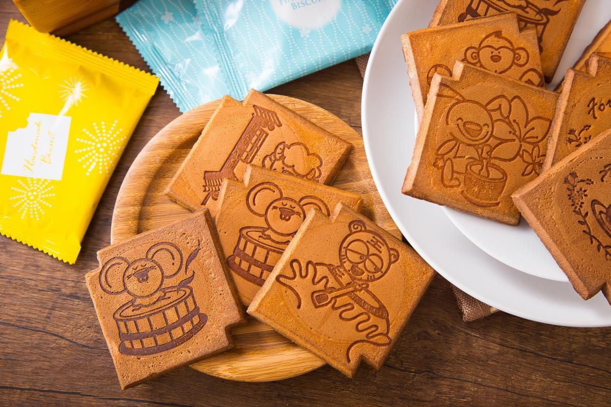 老奶奶手作煎餅年節禮盒(20包/盒) 2