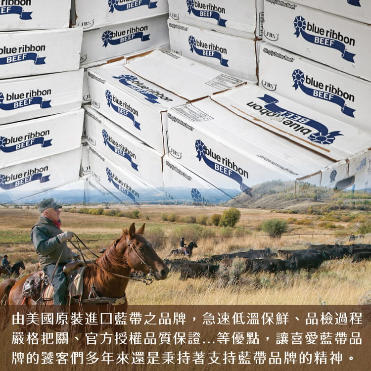 欣明◆美國藍帶雪花牛火鍋肉片(200g/1盒) 6