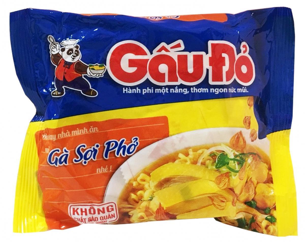 GAUDO雞肉味麵 (64g/包) 1