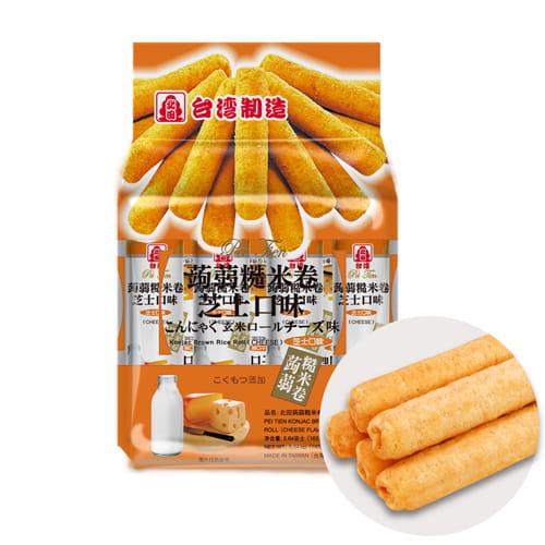 北田蒟蒻糙米捲  3