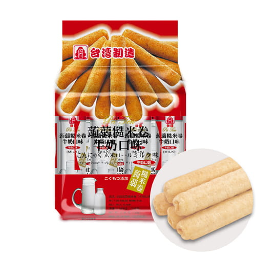 北田蒟蒻糙米捲  1