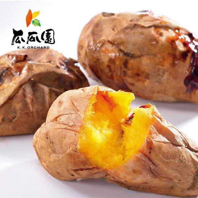【瓜瓜園】冰火兩吃人氣番薯(350g/盒) 0