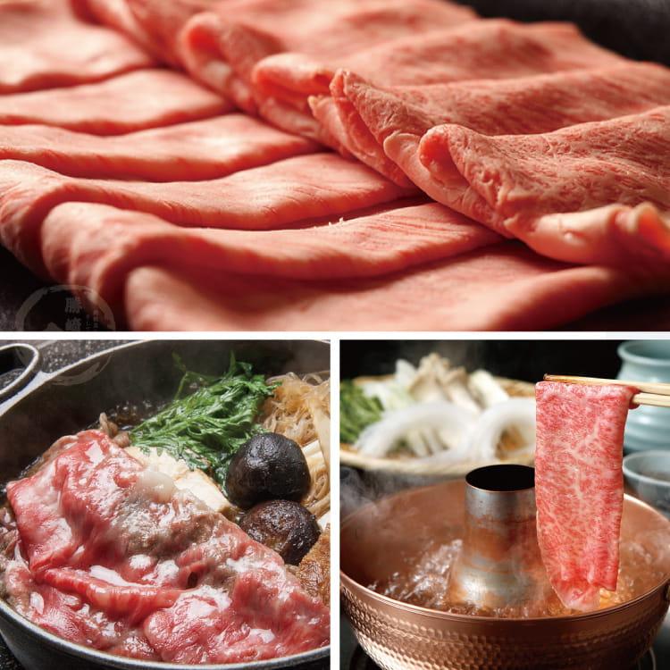 欣明◆日本A5純種黑毛和牛雪花去骨火鍋肉片(200g/盒) 7