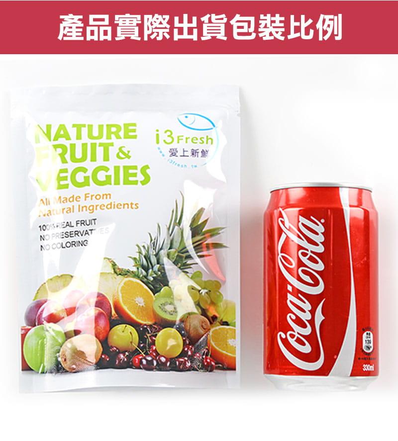 【愛上美味】鮮凍草莓脆果 6