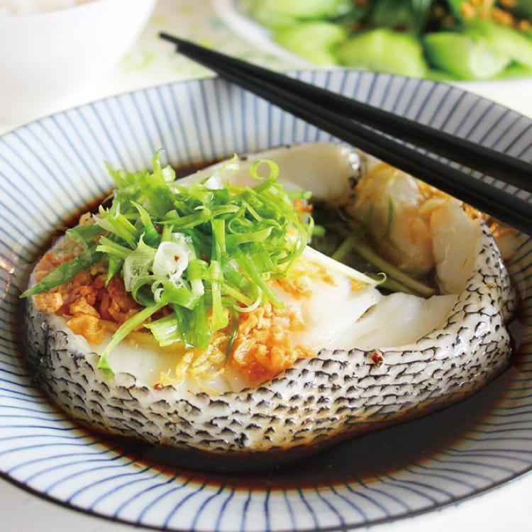 欣明◆格陵蘭比目鱈魚切片~超大(400g/1片) 0
