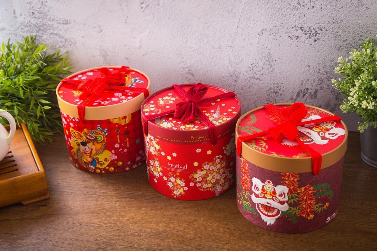 老奶奶手作煎餅年節禮盒(20包/盒) 10