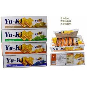 Yuki夾心餅盒     0