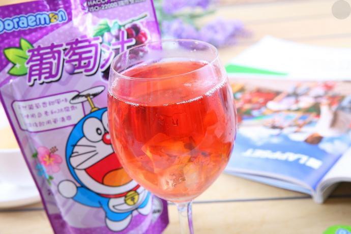 哆啦A夢倍力果汁 (300g/包) 3