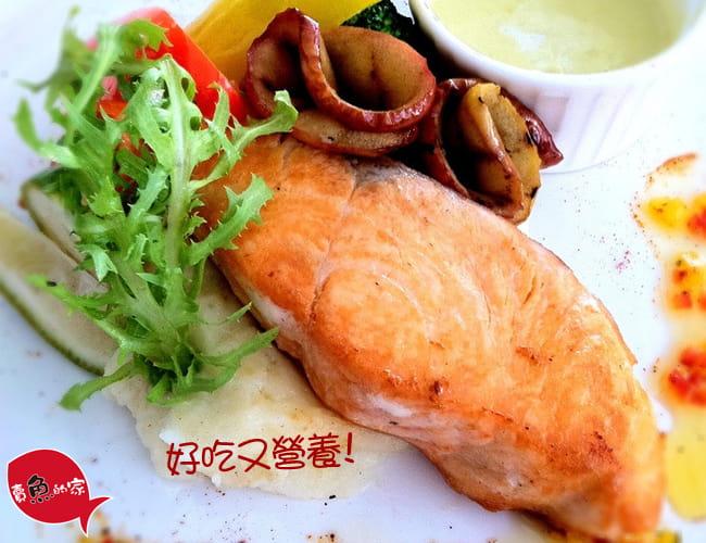 【賣魚的家】智利鮭魚切片(90g±5%/片) 5