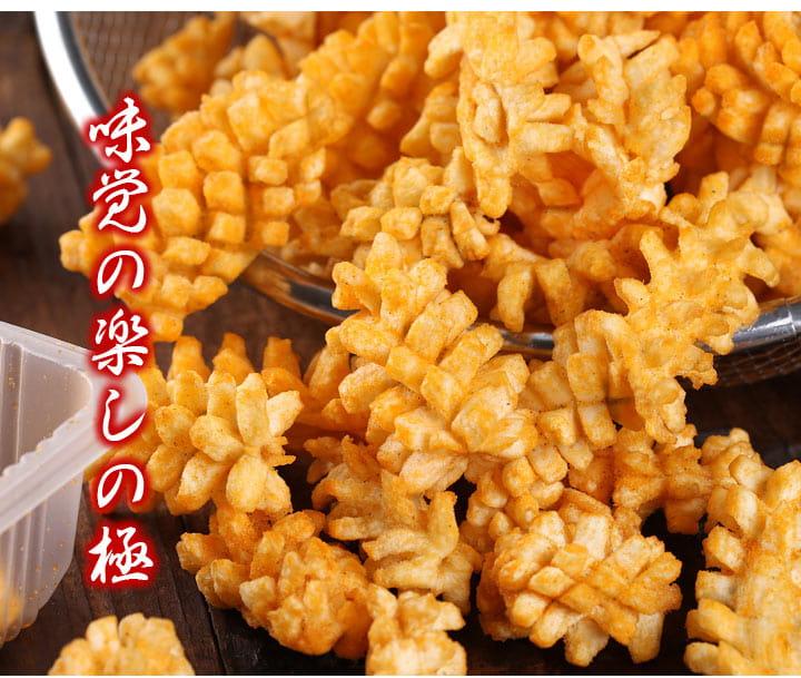 【愛上美味】卡拉魷米花(紅燒風味) 5