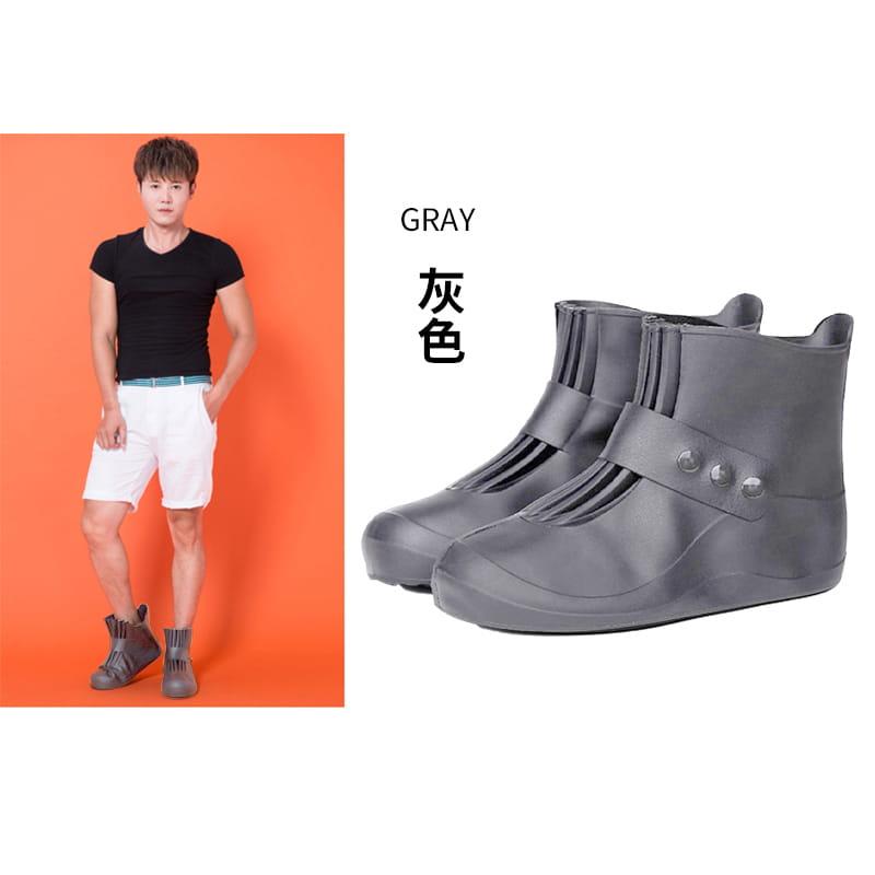新一代雨天必備折疊防滑鞋套 14