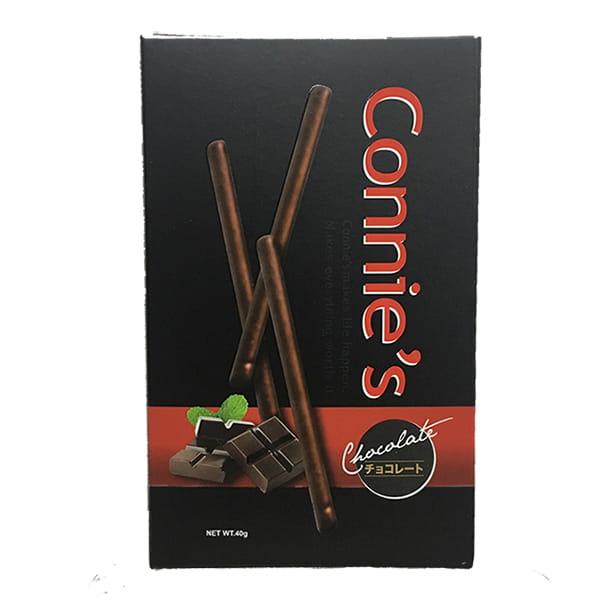 【愛加食品】CONNIE'S巧克力棒(40g/盒) 1