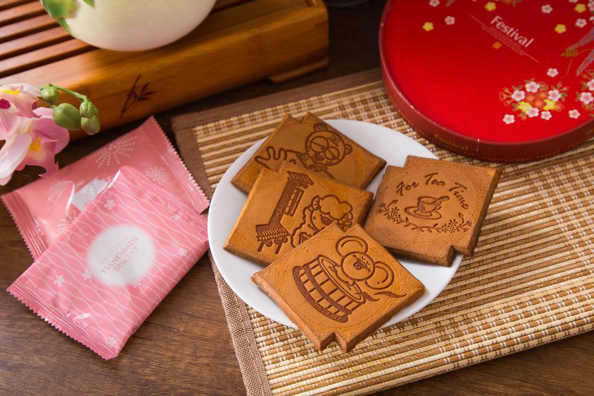 老奶奶手作煎餅年節禮盒(20包/盒) 4