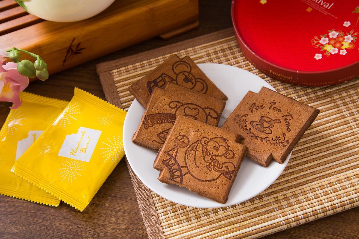 老奶奶手作煎餅年節禮盒(20包/盒) 8