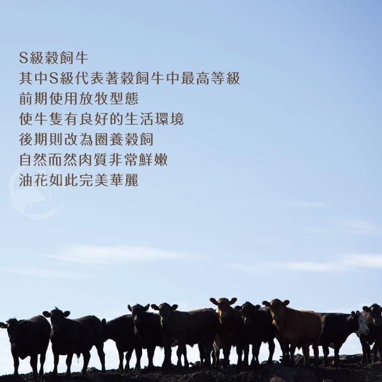 欣明◆澳洲S榖飼熟成戰斧牛排~超大神鬼尺寸(900g) 5